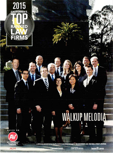 California's Top Ranked Law Firms for 2015